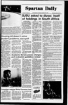 Spartan Daily, March 28, 1979 by San Jose State University, School of Journalism and Mass Communications