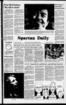 Spartan Daily, April 3, 1979 by San Jose State University, School of Journalism and Mass Communications