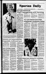 Spartan Daily, April 5, 1979 by San Jose State University, School of Journalism and Mass Communications