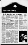 Spartan Daily, April 17, 1979 by San Jose State University, School of Journalism and Mass Communications