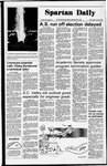 Spartan Daily, April 18, 1979 by San Jose State University, School of Journalism and Mass Communications