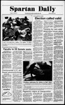Spartan Daily, April 20, 1979 by San Jose State University, School of Journalism and Mass Communications