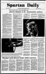 Spartan Daily, April 23, 1979 by San Jose State University, School of Journalism and Mass Communications
