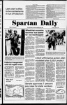 Spartan Daily, April 24, 1979 by San Jose State University, School of Journalism and Mass Communications