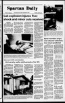 Spartan Daily, April 26, 1979 by San Jose State University, School of Journalism and Mass Communications