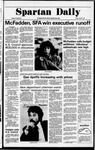 Spartan Daily, April 27, 1979 by San Jose State University, School of Journalism and Mass Communications