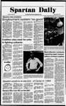 Spartan Daily, May 1, 1979 by San Jose State University, School of Journalism and Mass Communications
