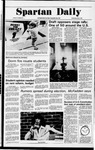 Spartan Daily, May 2, 1979 by San Jose State University, School of Journalism and Mass Communications