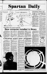 Spartan Daily, May 4, 1979 by San Jose State University, School of Journalism and Mass Communications