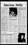 Spartan Daily, May 11, 1979 by San Jose State University, School of Journalism and Mass Communications