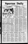 Spartan Daily, May 18, 1979 by San Jose State University, School of Journalism and Mass Communications