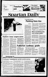 Spartan Daily, August 31, 1979 by San Jose State University, School of Journalism and Mass Communications
