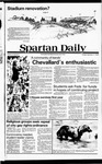 Spartan Daily, September 11, 1979 by San Jose State University, School of Journalism and Mass Communications