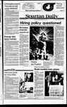 Spartan Daily, September 18, 1979 by San Jose State University, School of Journalism and Mass Communications