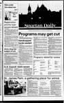 Spartan Daily, September 19, 1979 by San Jose State University, School of Journalism and Mass Communications