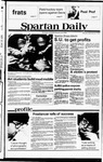 Spartan Daily, September 20, 1979 by San Jose State University, School of Journalism and Mass Communications