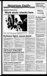 Spartan Daily, October 9, 1979 by San Jose State University, School of Journalism and Mass Communications