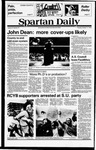Spartan Daily, October 11, 1979 by San Jose State University, School of Journalism and Mass Communications
