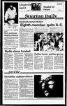 Spartan Daily, October 12, 1979 by San Jose State University, School of Journalism and Mass Communications
