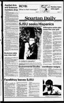 Spartan Daily, October 15, 1979 by San Jose State University, School of Journalism and Mass Communications