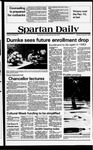Spartan Daily, October 22, 1979 by San Jose State University, School of Journalism and Mass Communications