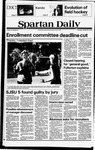Spartan Daily, October 25, 1979 by San Jose State University, School of Journalism and Mass Communications
