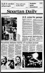 Spartan Daily, October 26, 1979 by San Jose State University, School of Journalism and Mass Communications