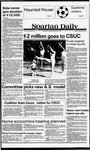Spartan Daily, October 30, 1979 by San Jose State University, School of Journalism and Mass Communications