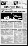 Spartan Daily, October 31, 1979 by San Jose State University, School of Journalism and Mass Communications