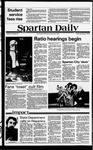 Spartan Daily, November 2, 1979 by San Jose State University, School of Journalism and Mass Communications