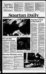 Spartan Daily, November 5, 1979 by San Jose State University, School of Journalism and Mass Communications