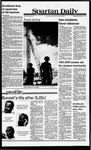 Spartan Daily, November 7, 1979 by San Jose State University, School of Journalism and Mass Communications