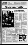 Spartan Daily, November 16, 1979 by San Jose State University, School of Journalism and Mass Communications