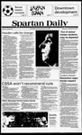 Spartan Daily, November 28, 1979 by San Jose State University, School of Journalism and Mass Communications
