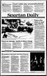 Spartan Daily, December 5, 1979 by San Jose State University, School of Journalism and Mass Communications