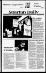 Spartan Daily, December 10, 1979 by San Jose State University, School of Journalism and Mass Communications