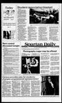 Spartan Daily, February 26, 1980 by San Jose State University, School of Journalism and Mass Communications