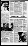 Spartan Daily, March 3, 1980 by San Jose State University, School of Journalism and Mass Communications