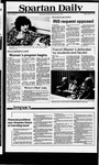Spartan Daily, March 10, 1980 by San Jose State University, School of Journalism and Mass Communications