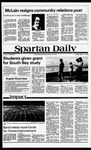 Spartan Daily, March 11, 1980 by San Jose State University, School of Journalism and Mass Communications