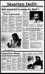 Spartan Daily, March 13, 1980 by San Jose State University, School of Journalism and Mass Communications