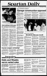 Spartan Daily, March 14, 1980 by San Jose State University, School of Journalism and Mass Communications