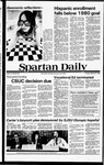 Spartan Daily, March 20, 1980 by San Jose State University, School of Journalism and Mass Communications