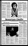 Spartan Daily, March 21, 1980 by San Jose State University, School of Journalism and Mass Communications