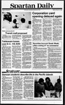 Spartan Daily, March 24, 1980 by San Jose State University, School of Journalism and Mass Communications