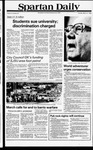 Spartan Daily, March 27, 1980 by San Jose State University, School of Journalism and Mass Communications