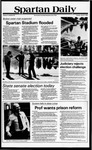 Spartan Daily, April 8, 1980 by San Jose State University, School of Journalism and Mass Communications