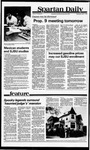 Spartan Daily, April 9, 1980 by San Jose State University, School of Journalism and Mass Communications