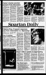 Spartan Daily, April 14, 1980 by San Jose State University, School of Journalism and Mass Communications