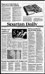Spartan Daily, April 15, 1980 by San Jose State University, School of Journalism and Mass Communications